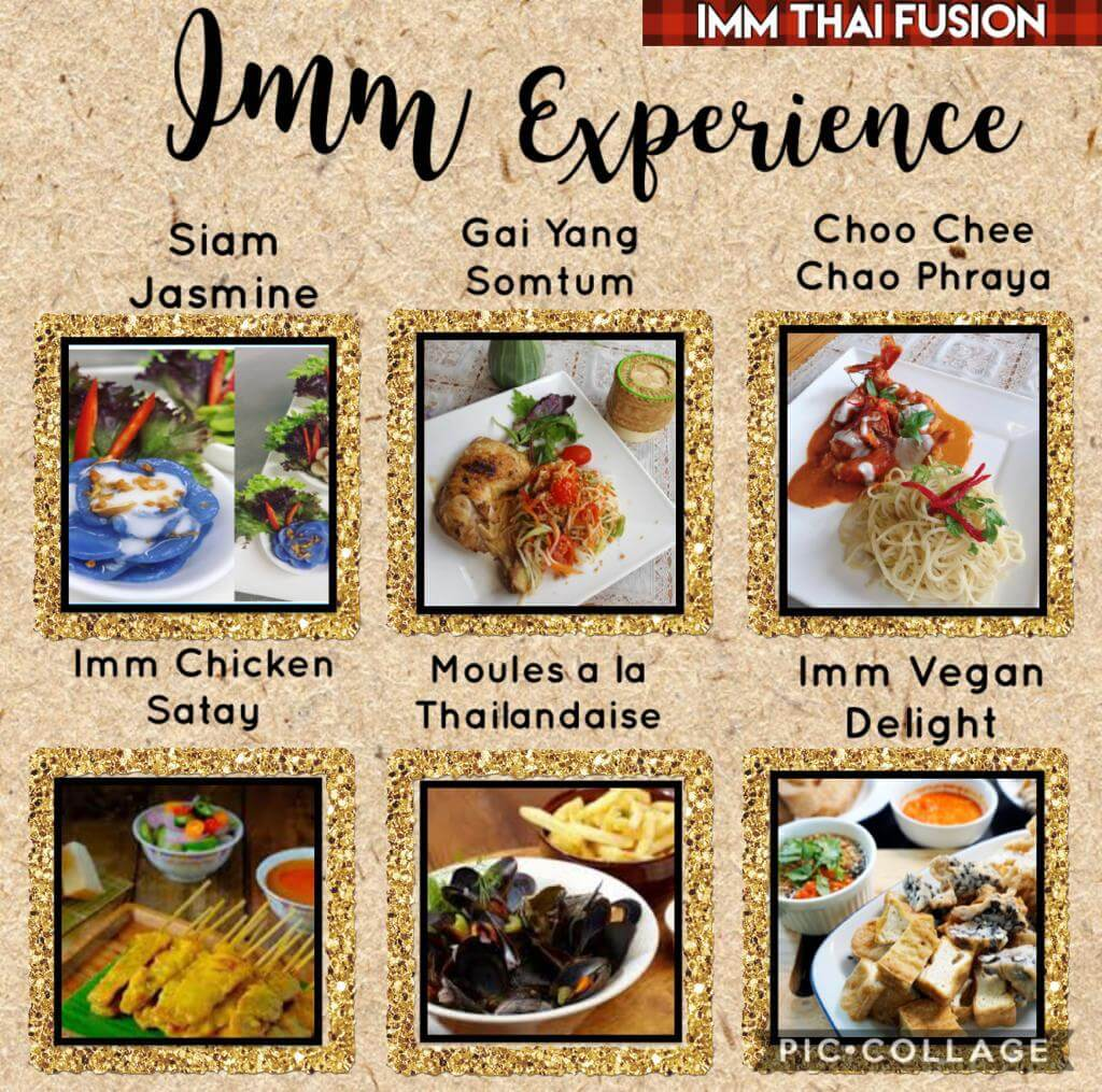 """Imm Experience"" Menu Launch – Wed 28 Oct 20"